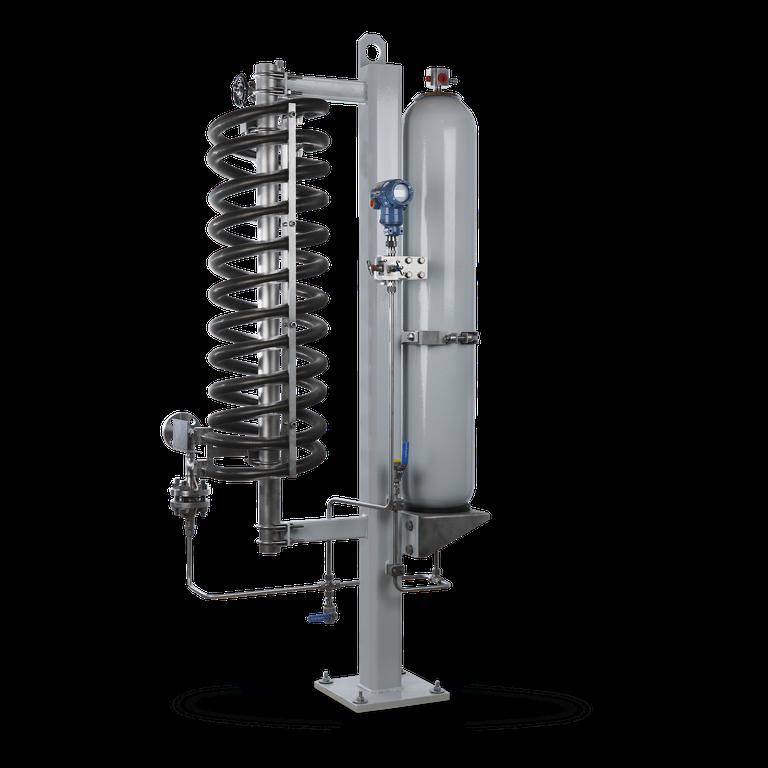 SPB6 Barrier fluid system <br/>with bladder accumulator