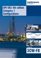 Brochure API 682 4th ed. Cat. 1 Configurations - 3CW-FB