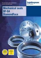 Leaflet Mechanical seals DF-SA DiamondFace